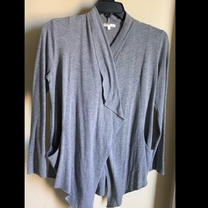 Matty M Grey Cardigan